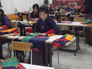 Embroidery class