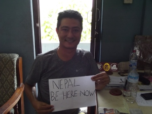 Anup, International Manager at Wsdo Nepal, Pokhara