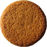 Tasty gingernut (image from Google)